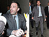 Pictures of Ben Affleck Signing Autographs in LA