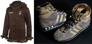 Adidas Originals Star Wars Chewbacca Shoes and Coat