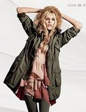 H&M Fall 2010 Campaign With Anja Rubik