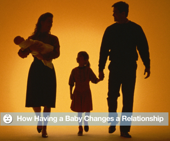 How Having a Baby Changes a Relationship...Chime In!