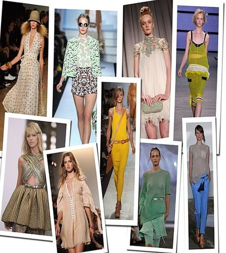 Recap of 2011 Spring New York Fashion Week!