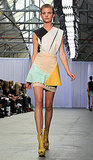 2011 Spring London Fashion Week: Emilio de la Morena