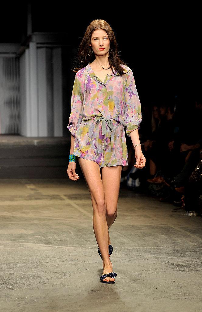 2011 Spring London Fashion Week: Twenty8Twelve