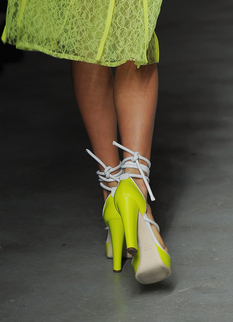 2011 Spring London Fashion Week: Christopher Kane