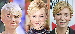 Celebrities With New Short, Blond Hairstyles