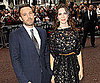 Slide Picture of Ben Affleck and Rebecca Hall in London