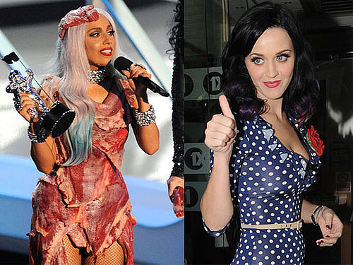 Full List of 2010 MTV EMA Nominations, PIctures of Lady Gaga and KAty Perry Who Have Five Nominations Each at the 2010 MTV EMAs