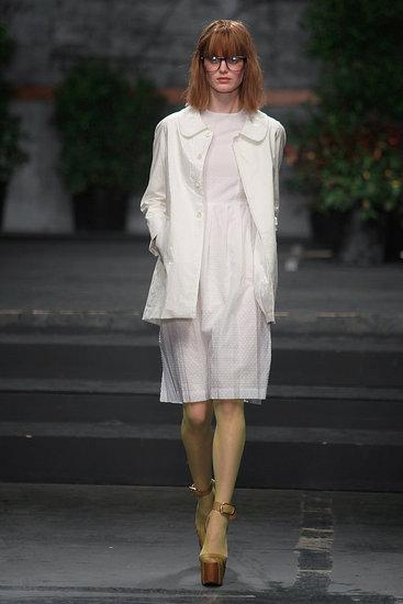 2011 Spring London Fashion Week: Charles Anastase