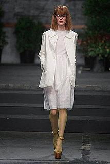 Spring 2011 London Fashion Week: Charles Anastase