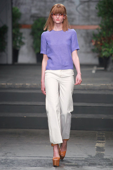 2011 Spring London Fashion Week: Charles Anastase