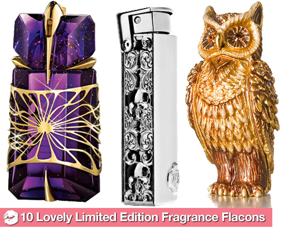 10 of the Loveliest Limited-Edition Fragrance Bottles