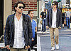 Pictures of John Mayer Walking Through the Streets of NYC Continuing His Digital Cleanse