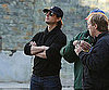 Slide Picture of Tom Cruise at Mission Impossible Set in Prague