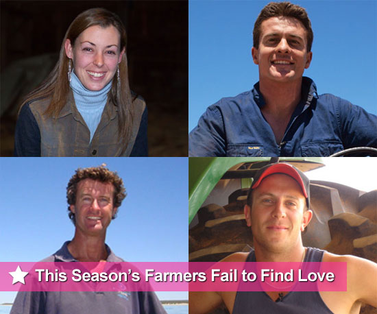 Four couples already call it quits from The Farmer Wants a Wife Season Five!