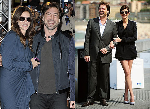 Julia Roberts and Javier Bardem Promoting Eat Pray Love in Paris and Spain