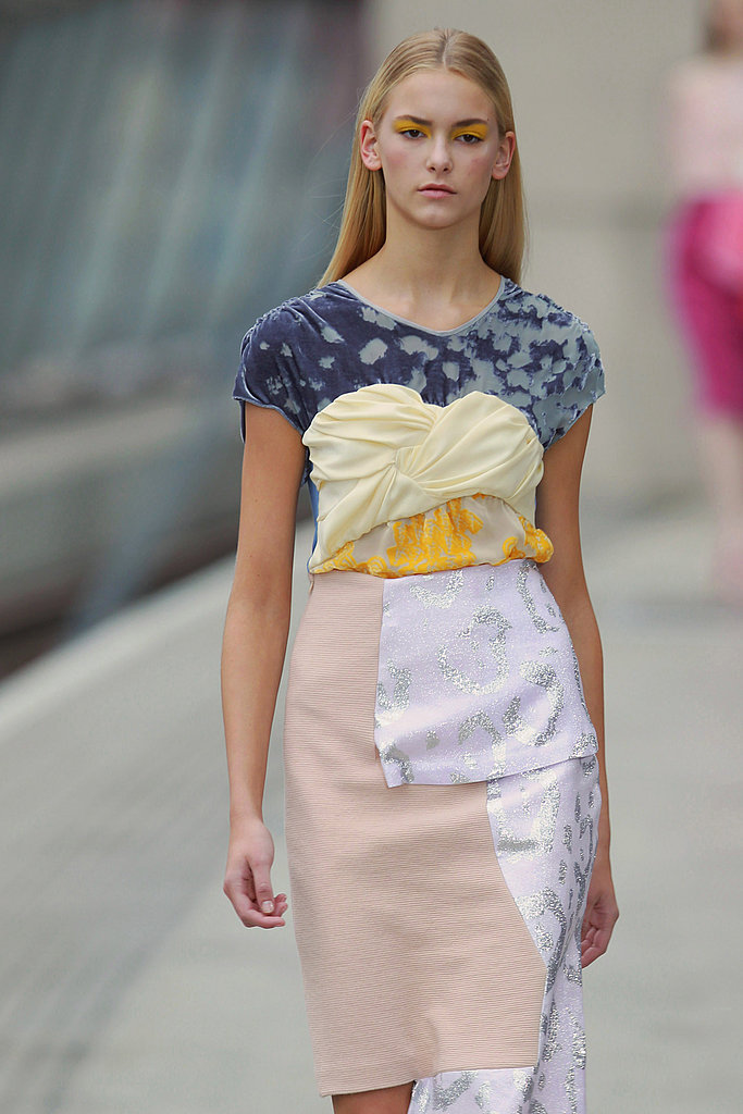 2011 Spring London Fashion Week: Michael van der Ham