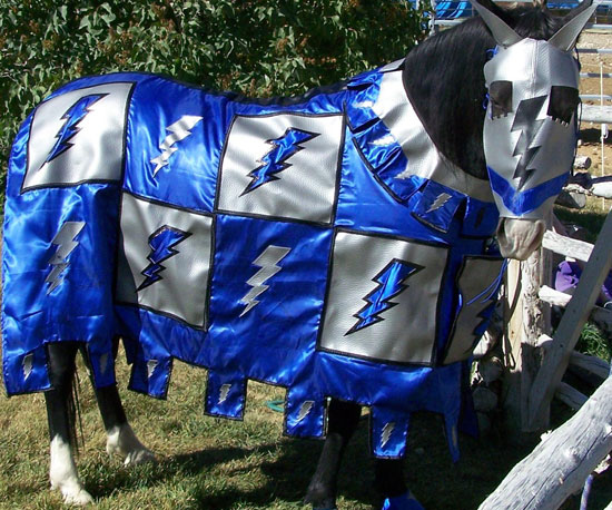 Horse Around With These Custom Made Equine Ensembles
