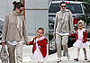 Pictures of Jennifer Garner Taking Violet Affleck to Ballet Class in LA