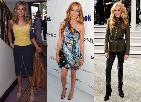 Style Stalk: Cat Deeley's Got The London Look