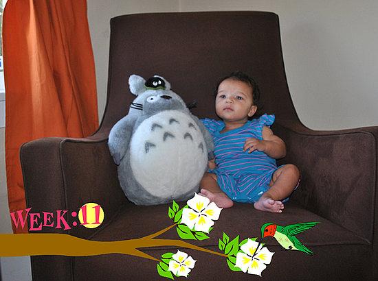 Olivia Lily 11 Weeks Old!!