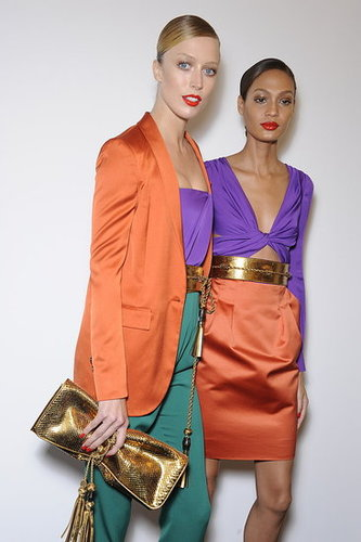 Backstage Photos from Milan Fashion Week Spring 2011: Francesco Scognamiglio, Gucci, Alberta Ferretti