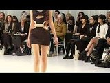 2011 Spring London Fashion Week Backstage Video With Sass & Bide Designers and Ghd Hair Director Renya Xydis