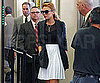 Slide Picture of Lindsay Lohan at Court Date in LA