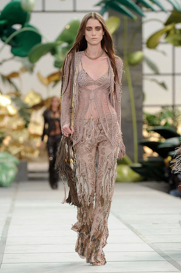 Spring 2011 Milan Fashion Week: Roberto Cavalli