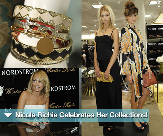 Behind the Seams: Nicole Richie Celebrates Her Cool Collections!
