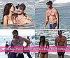 Pictures of Dylan McDermott Shirtless With Bikini-Clad Girlfriend in Miami