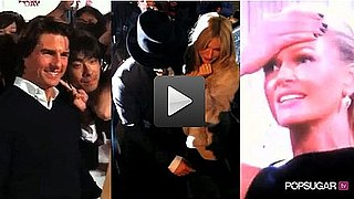 Video of Tom Cruise on Red Carpet in Tokyo, Jude Law and Sienna Miller on Date, Wrong Winner Announced on Australia's Top Model