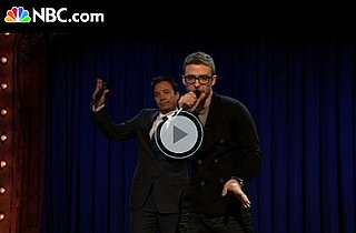 Justin Timberlake and Jimmy Fallon Video Rap