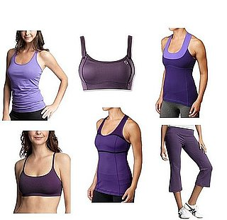 Purple Workout Clothes