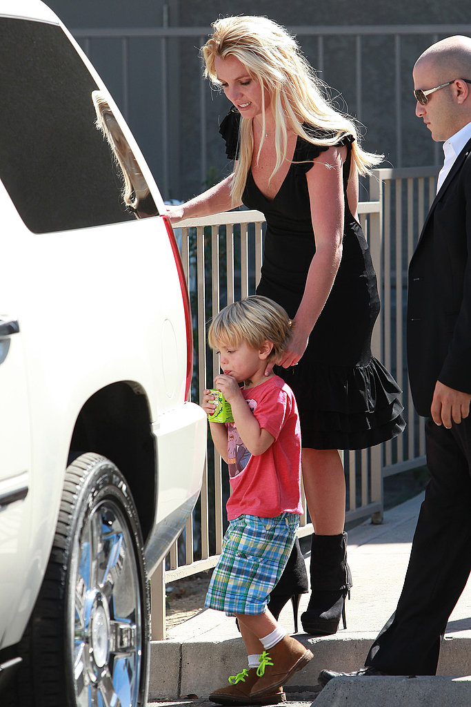 Britney Spears Keeps Her Conservatorship in Place and Celebrates With a Smile