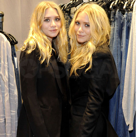 Mary-Kate and Ashley Celebrate Elizabeth and James With Cocktails