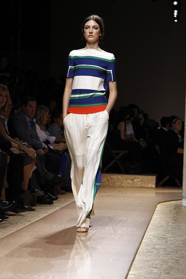 Spring 2011 Paris Fashion Week: Celine