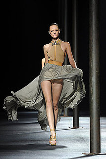 2011 Spring Paris Fashion Week: Lanvin