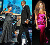 Pictures of Pregnant Alicia Keys, Usher, Swizz Beatz, Whitney Houston, and More at Keep a Child Alive Ball