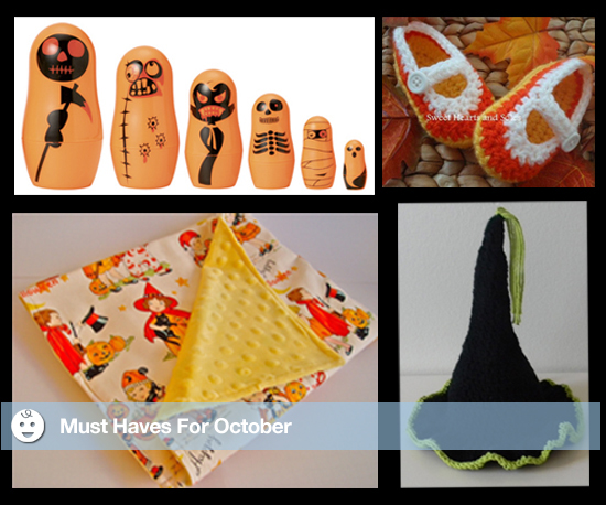 A Few of Lil's FavoriteThings: October