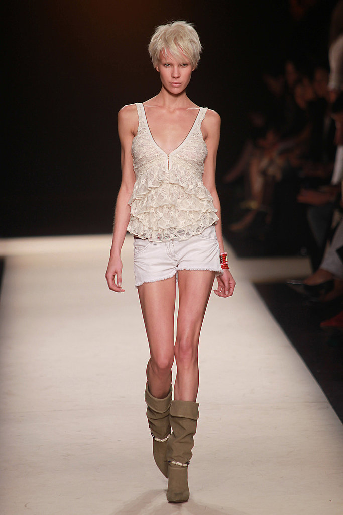 2011 Spring Paris Fashion Week: Isabel Marant
