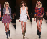 Spring 2011 Paris Fashion Week: Isabel Marant 2010-10-02 13:19:09