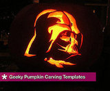 Geeky Halloween Pumpkin Carving Templates