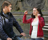 Matt Damon and Anna Paquin shot scenes on the set of Margaret in NYC during the Fall of 2005.