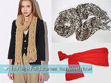 Stylish Fall Scarves