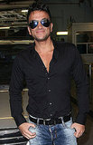 Pictures of Peter Andre at This Morning Talking About Tattoo, New Girlfriends But Not About Court Case Against Katie Price