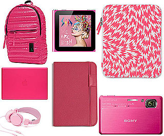 Pink Gadgets For Breast Cancer Awareness Month