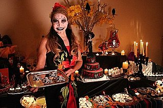 Halloween Decorating Ideas and Recipes From Interior Designer Sandra Espinet