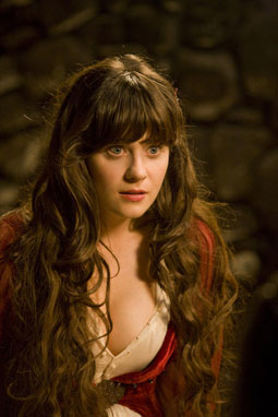 Zooey Deschanel as Belladonna