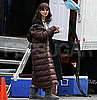 Pictures of Rachel McAdams Shooting The Vow in Toronto