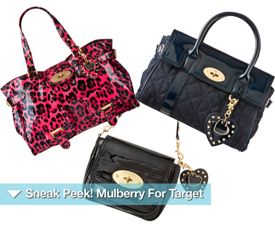 Mulberry For Target Lands Oct. 10 — Get a Sneak Peek Now!